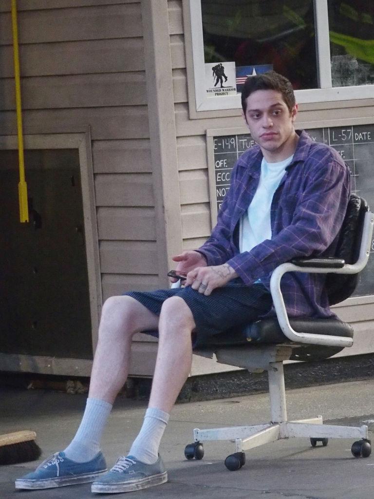 The King of Staten Island star Pete Davidson