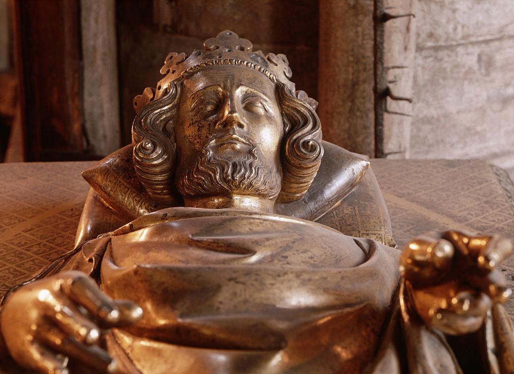 King Henry III tomb