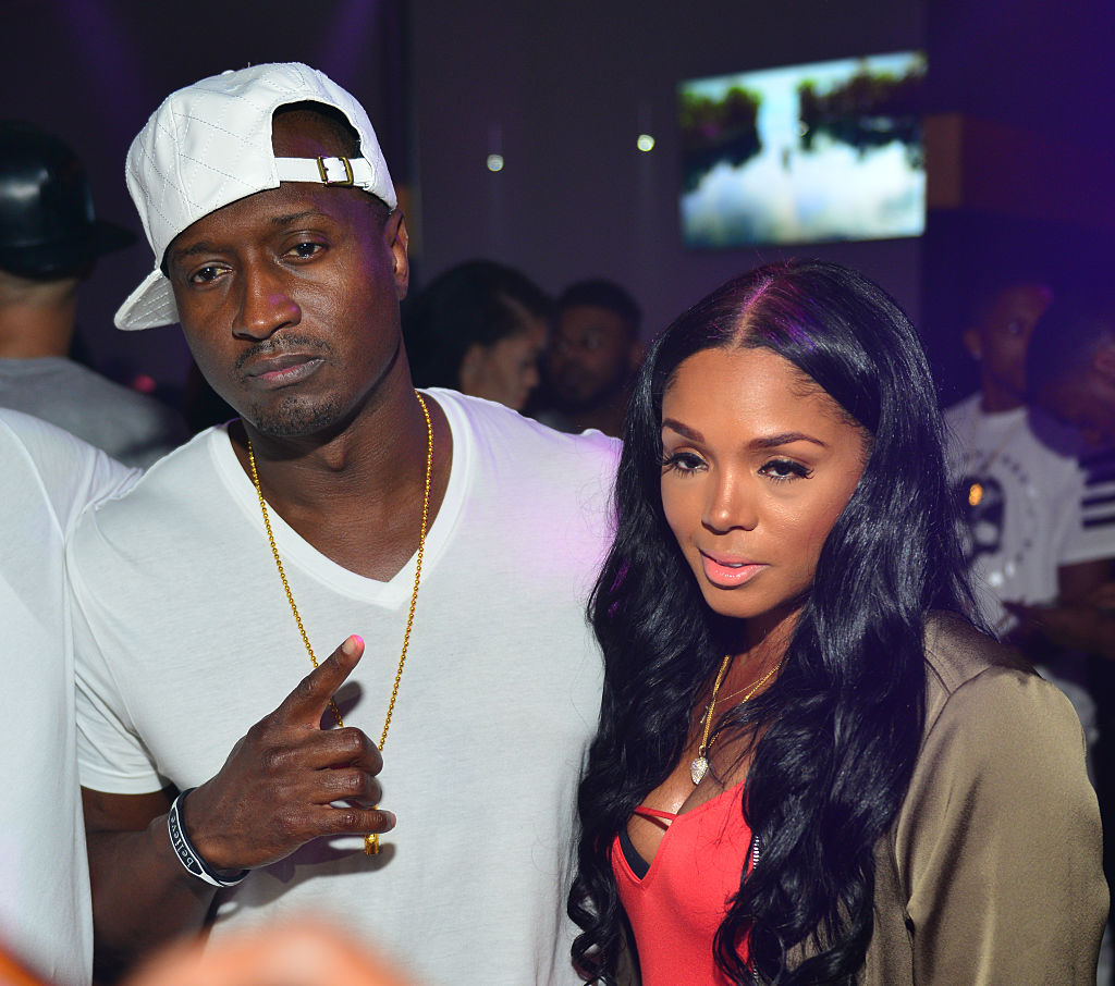 Kirk and Rasheeda Frost in 2016