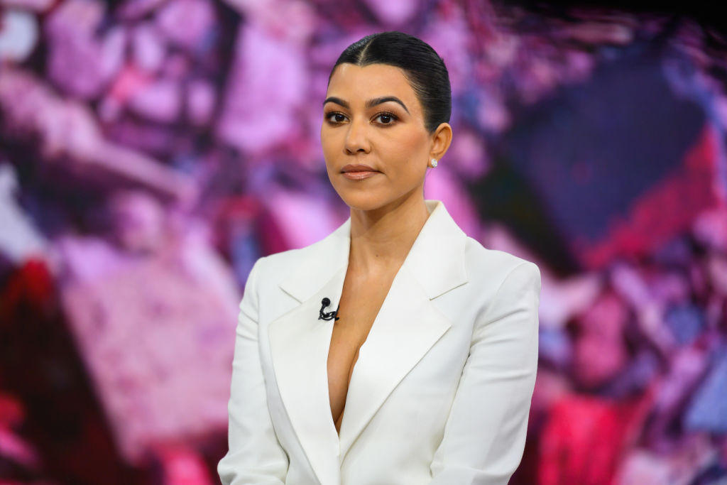 Kourtney Kardashian quit season 18 of KUWTK