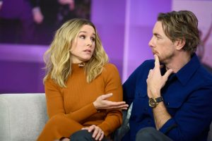 Kristen Bell and Dax Shepard 'Role-Play' Apologizing for Their Kids