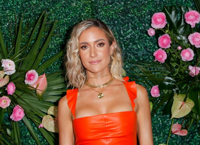 Kristin Cavallari attends the Uncommon James SS20 Launch Party on March 5, 2020
