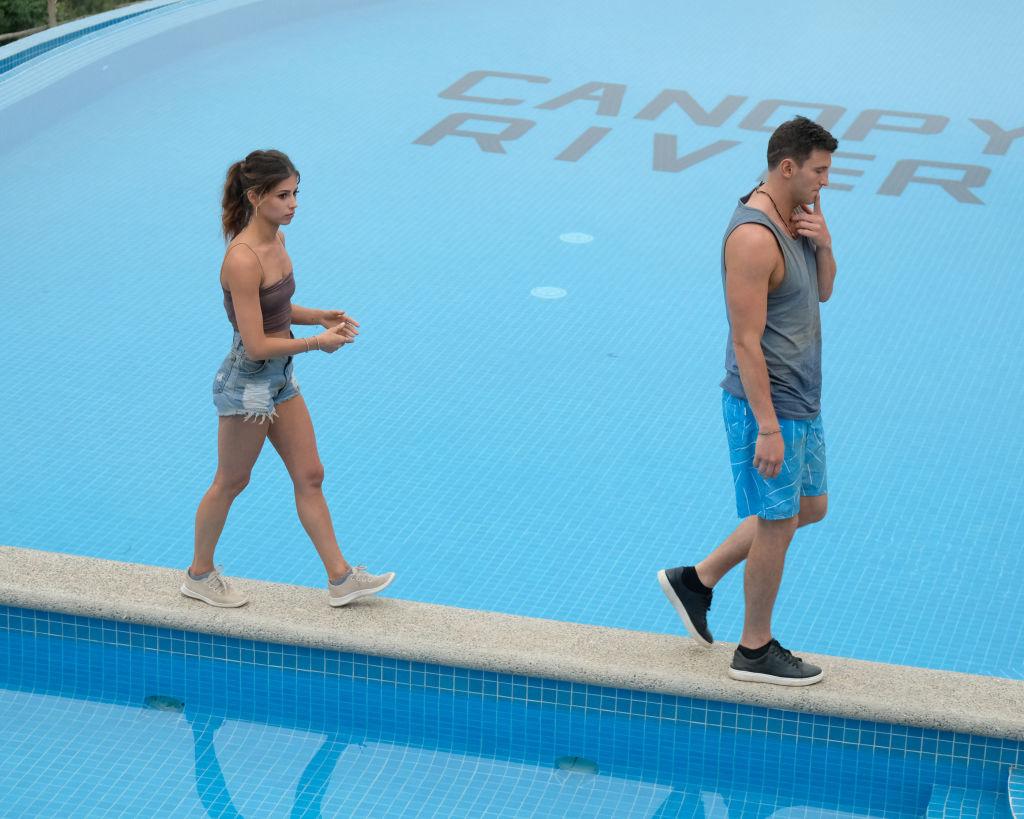 Kristina Schulman and Blake Horstmann | John Fleenor/ABC via Getty Images
