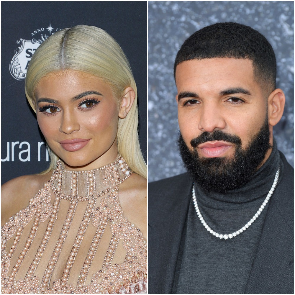 Kylie Jenner and Drake