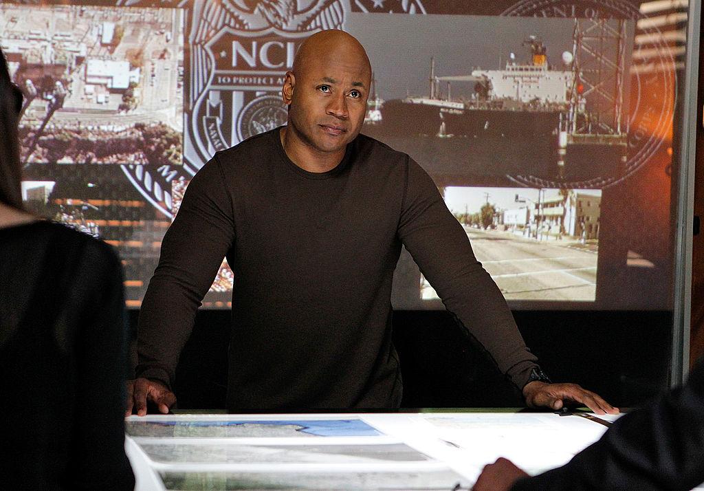LL Cool J on NCIS Los Angeles   Sonja Flemming/CBS via Getty Images