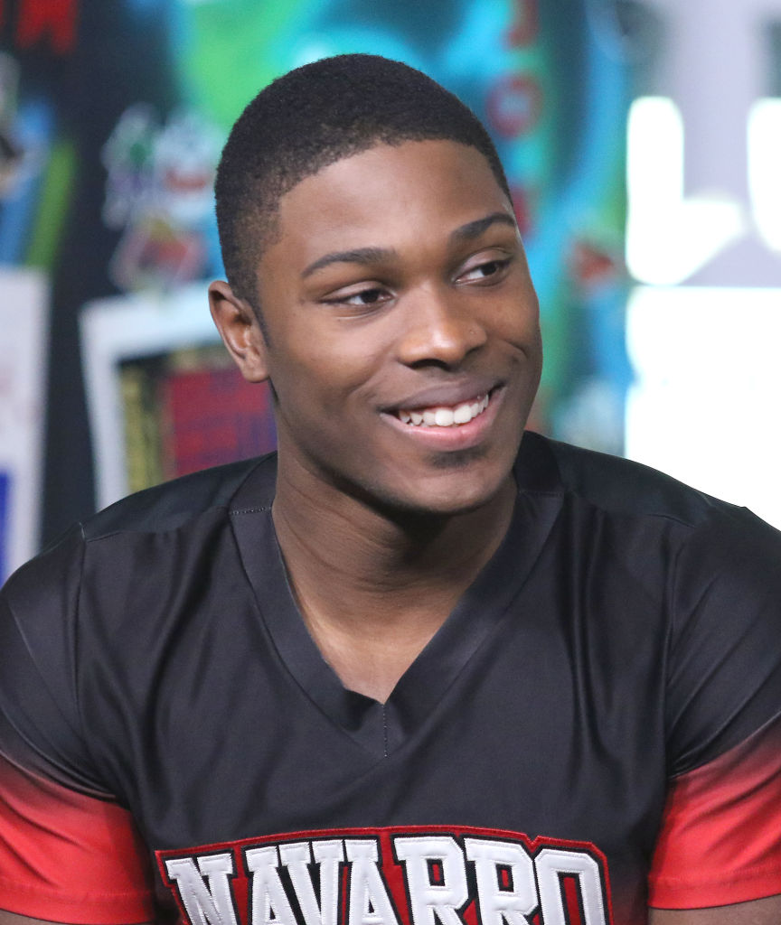 La'Darius Marshall of Cheer