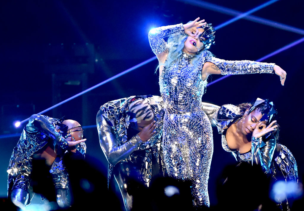 Lady Gaga | Theo Wargo/Getty Images for AT&T