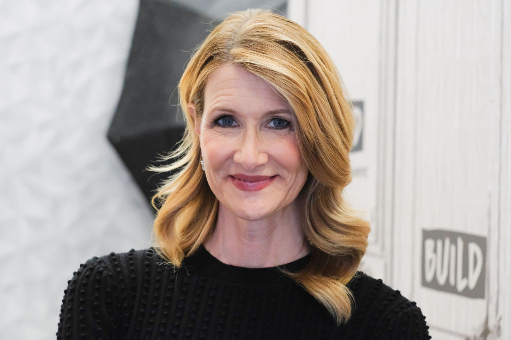 Laura Dern smiling