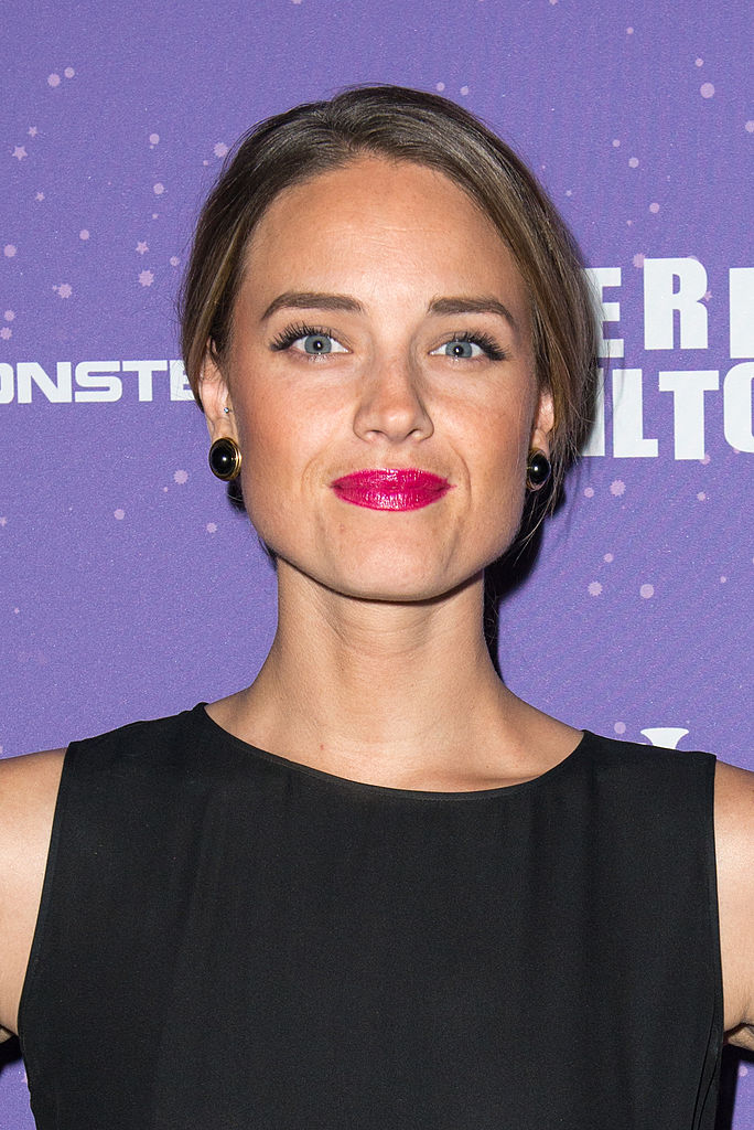 Laurel Stucky attends Perez Hilton's One Night In Brooklyn at Music Hall of Williamsburg
