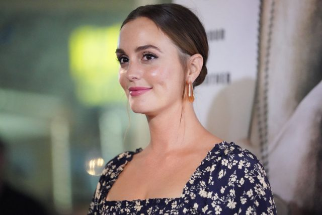 Being Born in Prison Was Only the Start of Leighton Meester's Rough Childhood