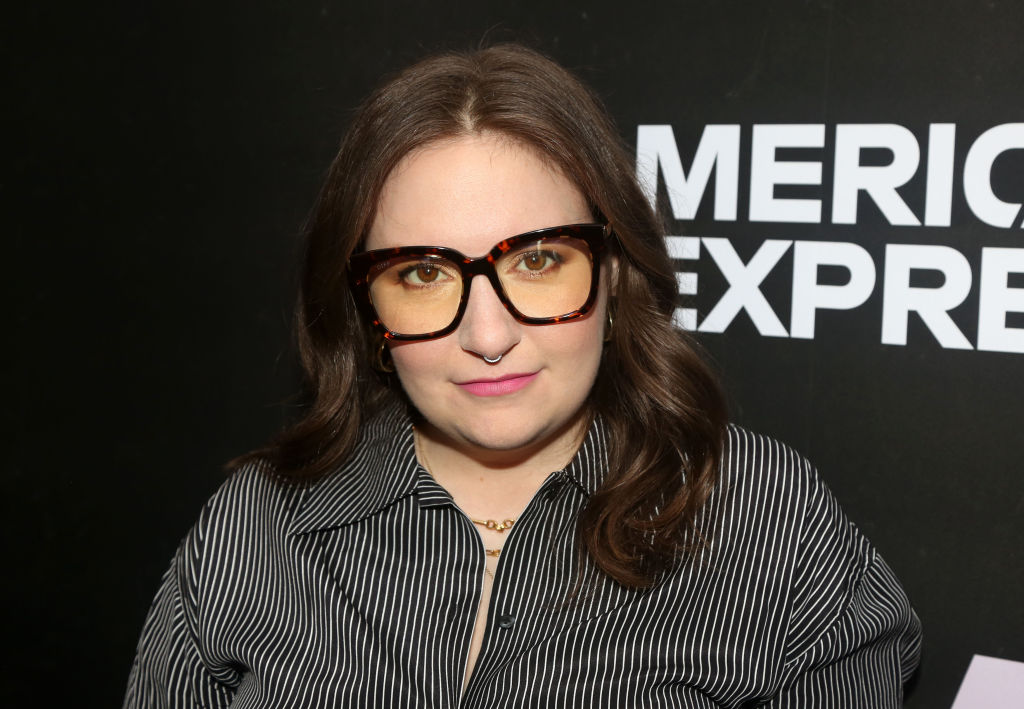 Lena Dunham coronavirus activities