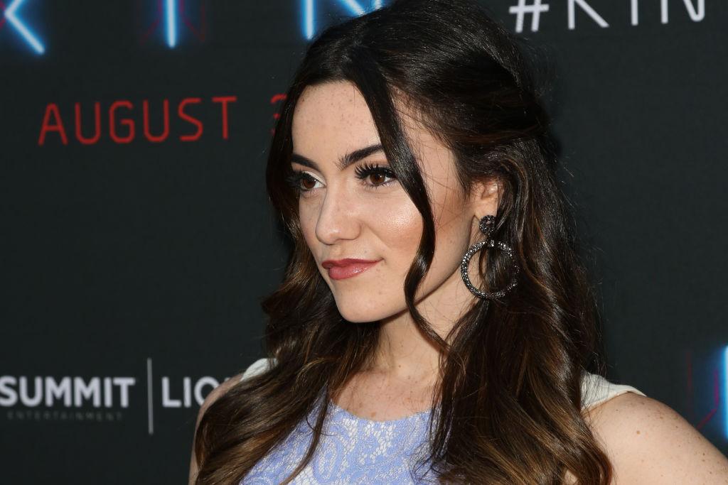 Liana Ramirez horror actress 'Star Light'