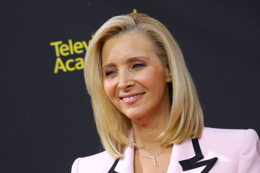 Lisa Kudrow on the red carpet in September 2019