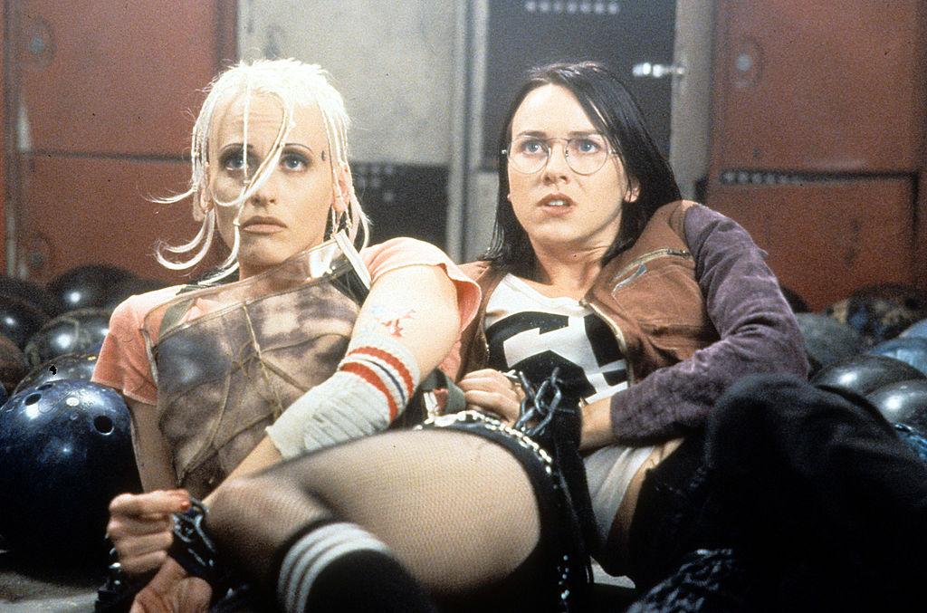 Lori Petty and Naomi Watts