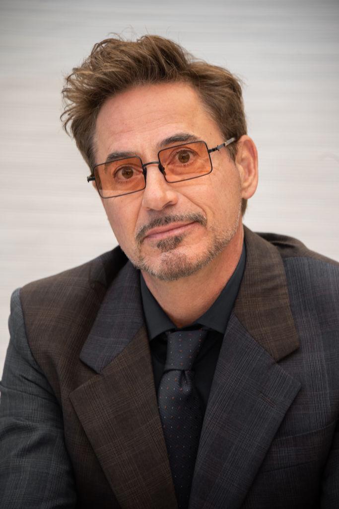 MCU star Robert Downey Jr.