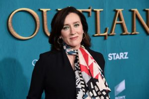 'Outlander': Maria Doyle Kennedy (Jocasta) Talks About Her Character's Feelings for Murtagh