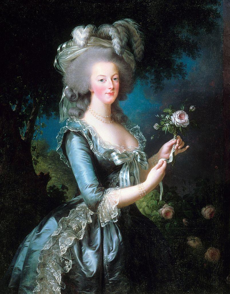 Portrait of Marie Antoinette by Vigée-Le Brun