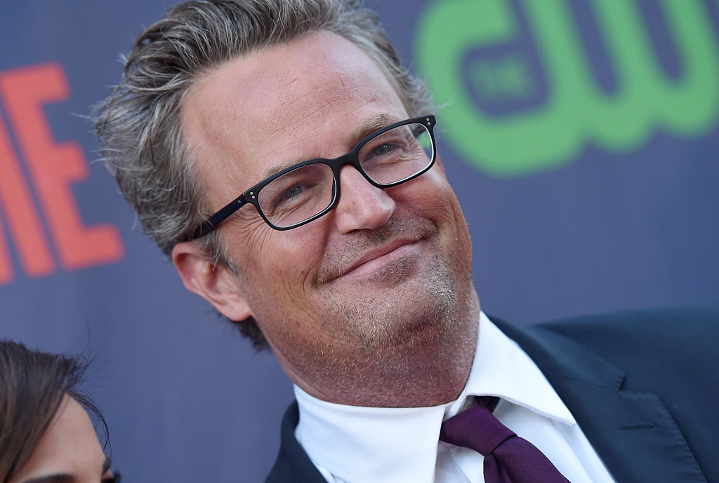 Matthew Perry trolls 'The Bachelor' on Instagram