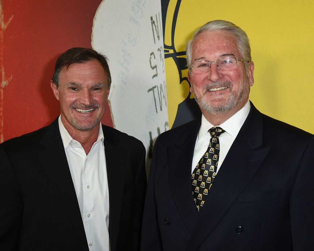 Chris Graham and Mark Devereaux