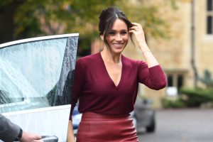 Is Meghan Markle Friends With Former Co-star and 'Blue Bloods' Actress Vanessa Ray?