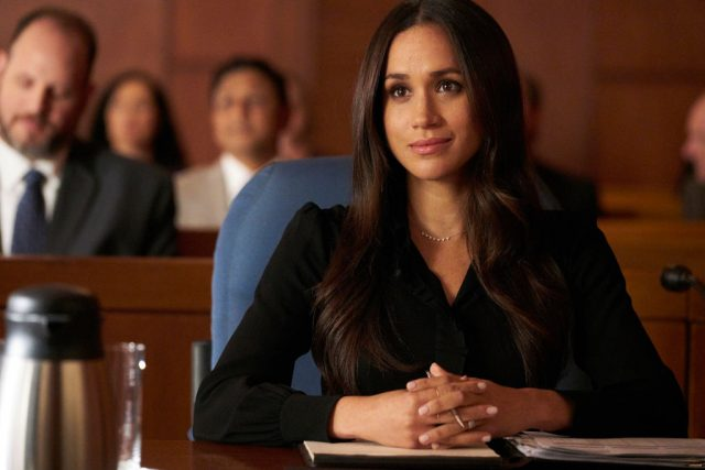 Meghan Markle in Season 7 of 'Suits'