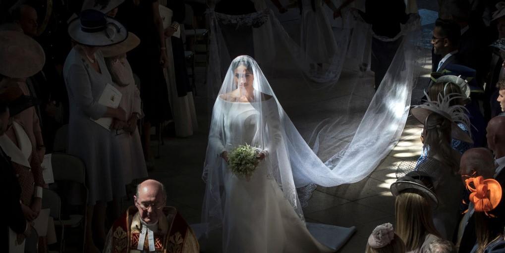 Meghan Markle's wedding to Prince Harry