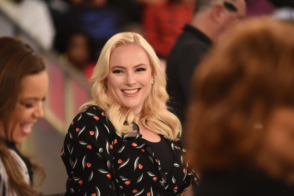 "Meghan McCain of ""The View"""