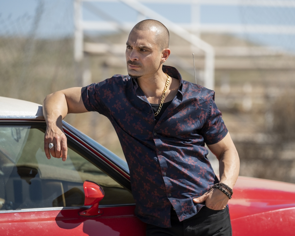 Michael Mando in Better Call Saul