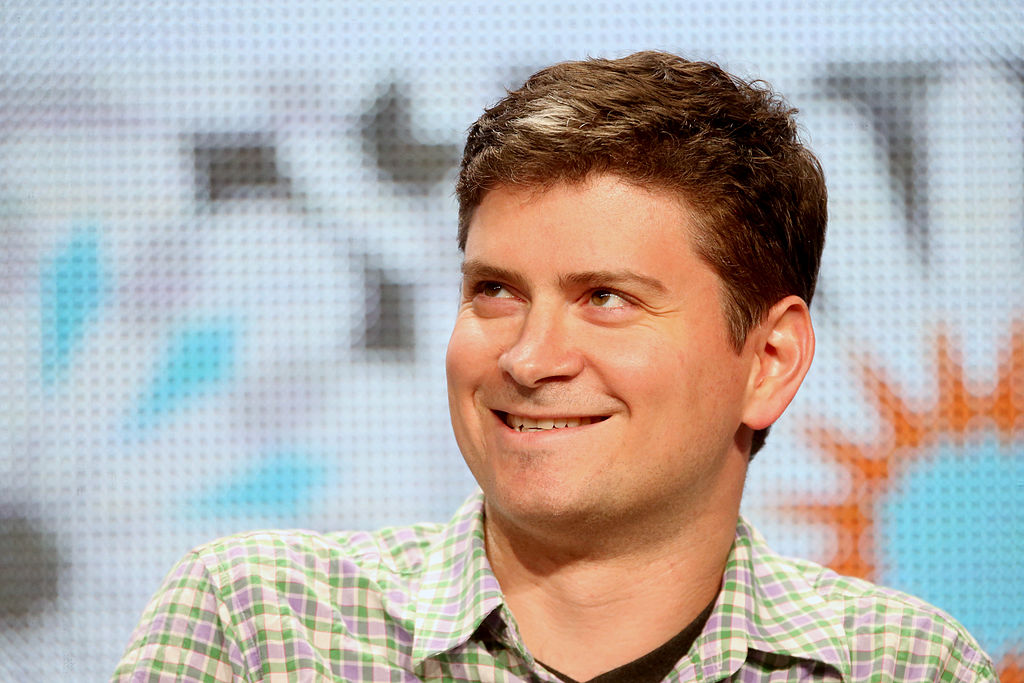 Michael Schur of The Good Place