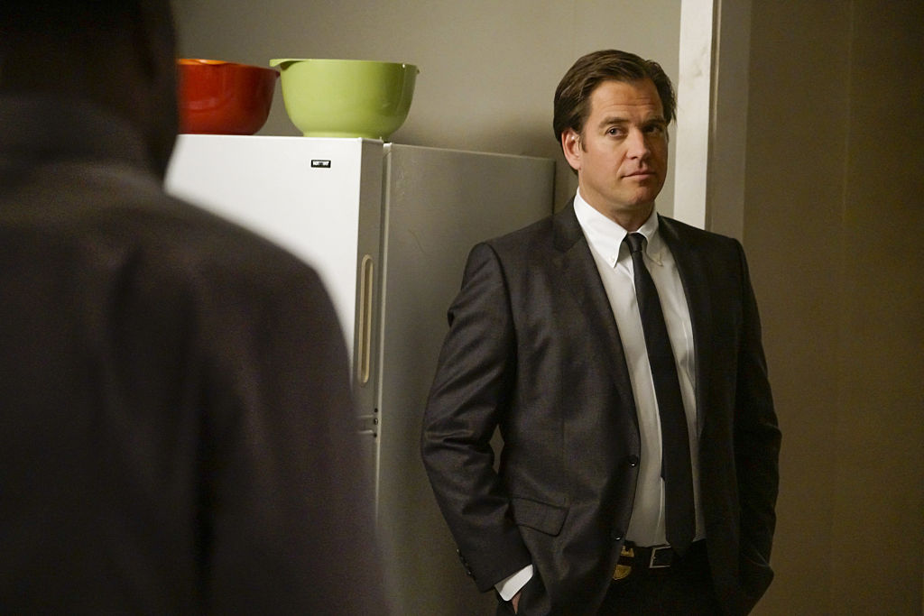 Michael Weatherly as Tony DiNozzo | Jace Downs/CBS via Getty Images