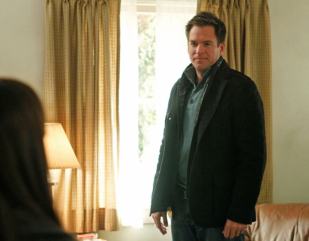 Michael Weatherly as Tony DiNozzo on NCIS   Sonja Flemming/CBS via Getty Images