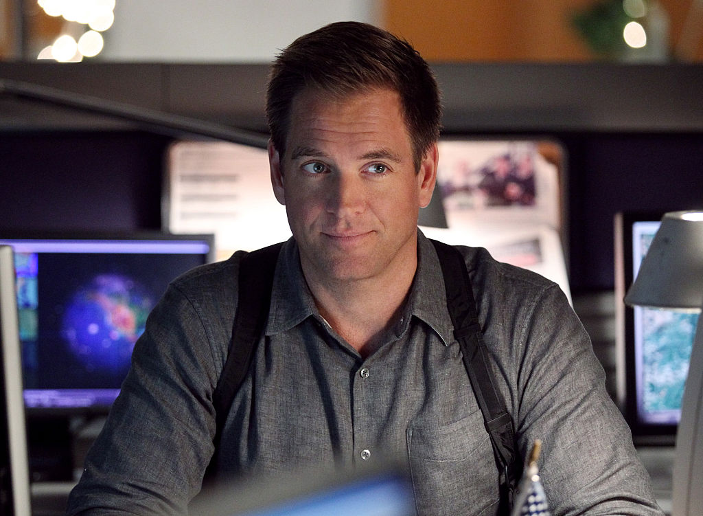 Michael Weatherly as Tony DiNozzo on NCIS |  Sonja Flemming/CBS via Getty Images