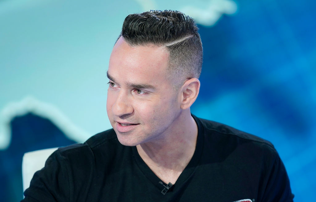 Mike Sorrentino back on Jersey Shore