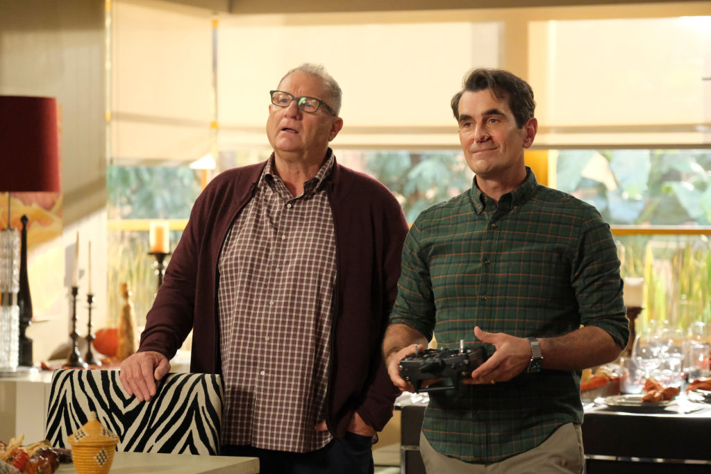 Jay Pritchett and Phil Dunphy of 'Modern Family'
