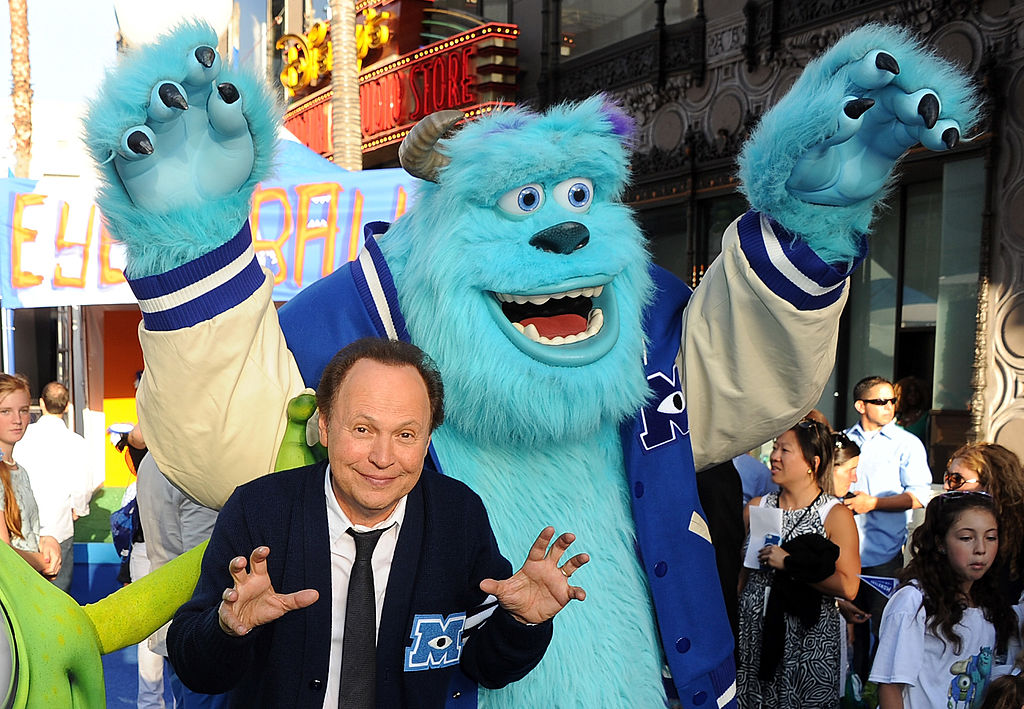 """Actor Billy Crystal attends the world premiere of Disney Pixar's """"Monsters University"""""""