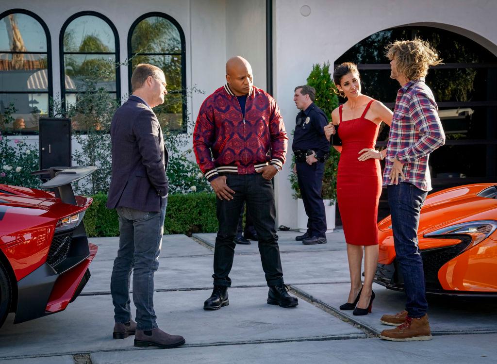 NCIS Los Angeles cast |  Cliff Lipson/CBS via Getty Images