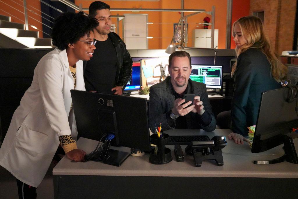 NCIS cast   Bill Inoshita/CBS via Getty Images