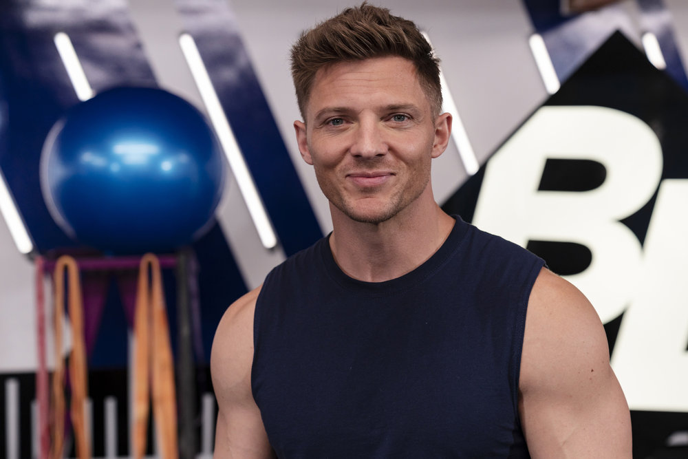 Trainer Steve Cook of USA's 'The Biggest Loser'