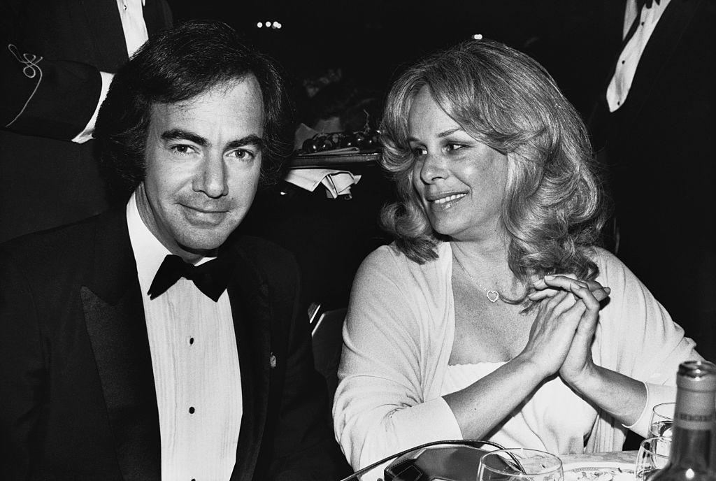 Neil and Marcia Diamond