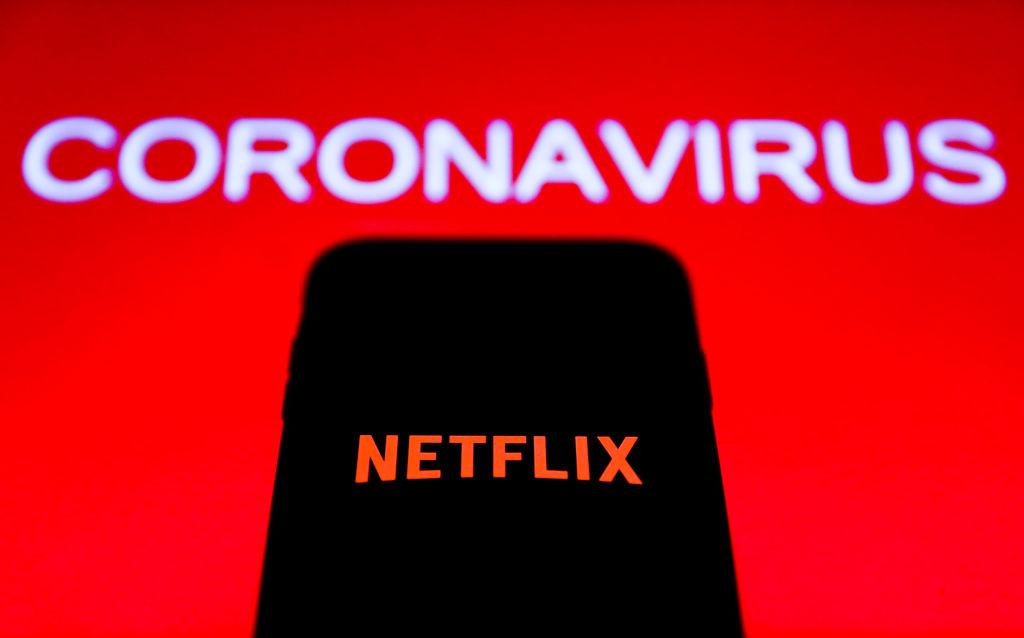 Netflix Coronavirus what people are streaming
