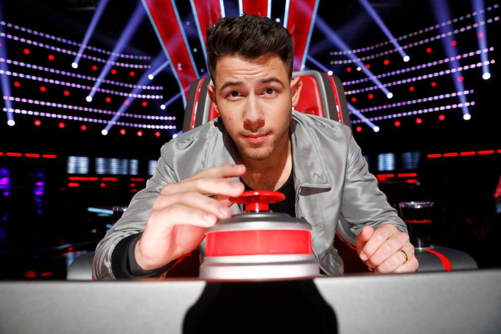 Nick Jonas on 'The Voice'