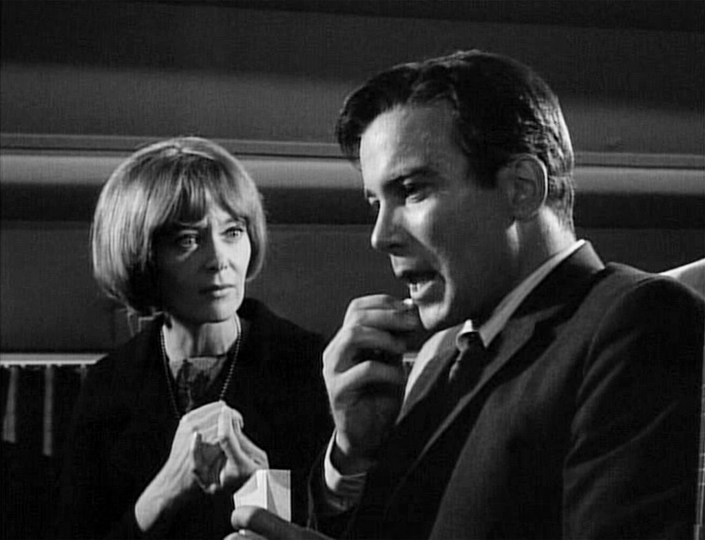 'Twilight Zone' episode 'Nightmare At 20,000 Feet'