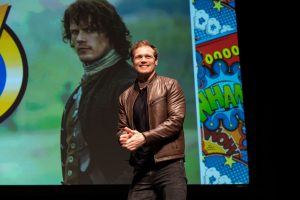 Why 'Outlander' Chose That Moment For Sam Heughan's Jamie Fraser to Put His Kilt Back On