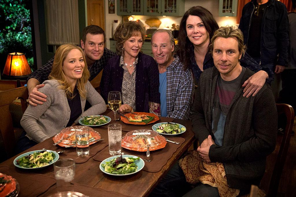 'Parenthood' cast