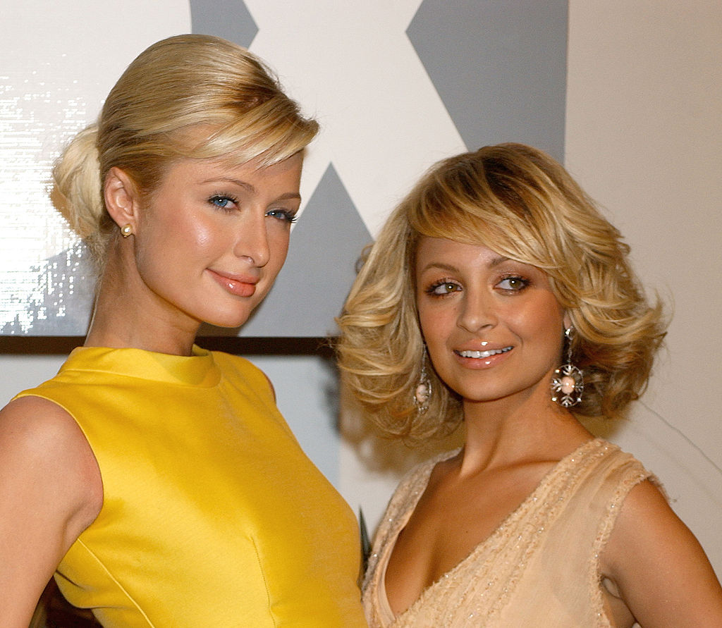 Paris Hilton and Nicole Richie