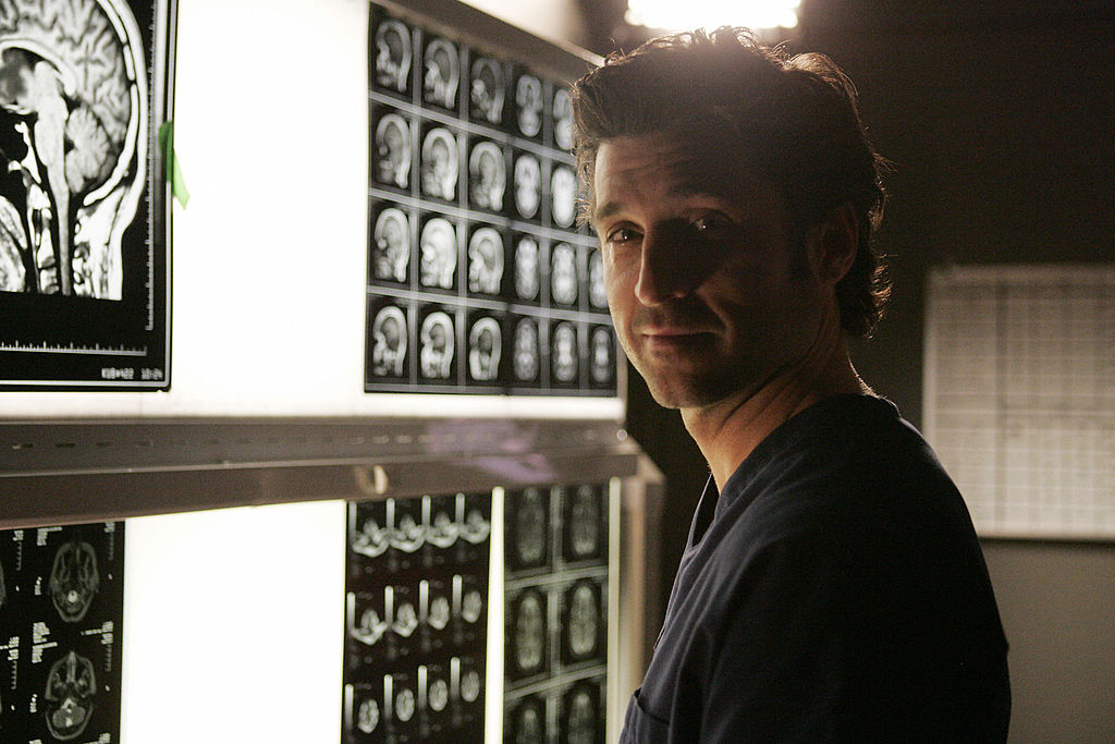 Patrick Dempsey on Grey's Anatomy | Vivian Zink/Walt Disney Television via Getty Images