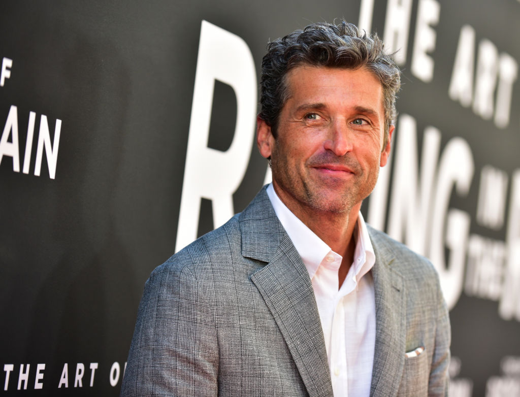 Patrick Dempsey   Rodin Eckenroth/Getty Images