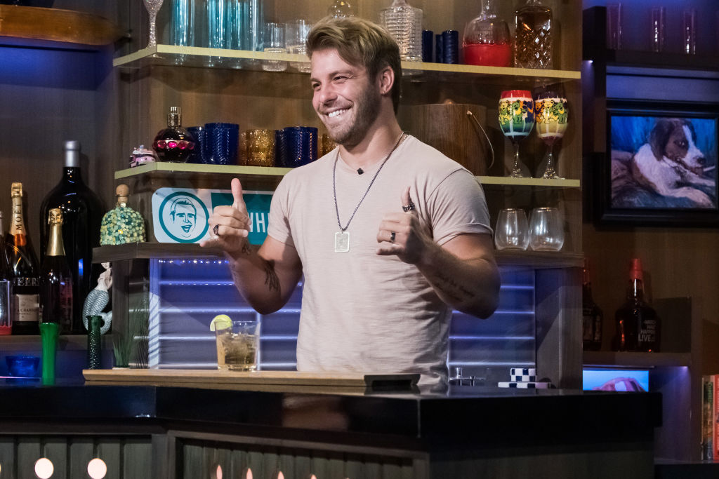 Paulie Calafiore on 'What What Happens Live'