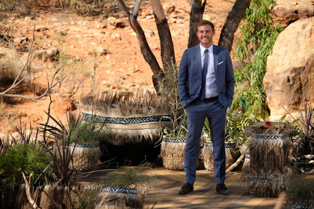 "Peter Weber on ABC's ""The Bachelor"" - Season 24 finale"