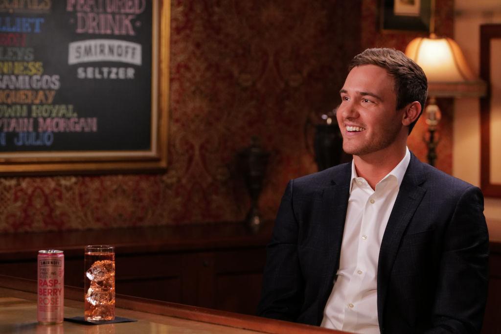 "'The Bachelor' Peter Weber on ABC's ""Jimmy Kimmel Live"" - Season 18"